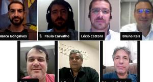 reunião virtual Abramepo