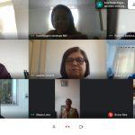 reunião online SINDESPE-MG
